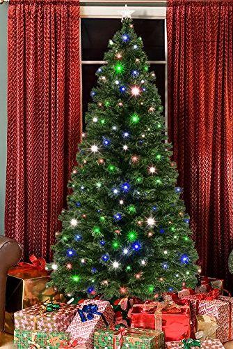 15 Best Pre Lit Christmas Trees - Pre Lit Artificial ...