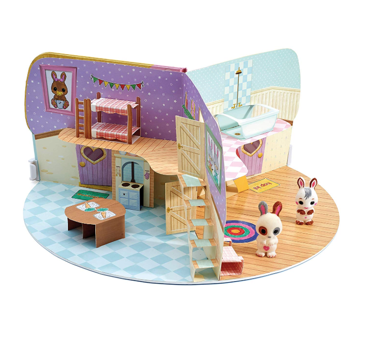 Cottontail Cottage Playset