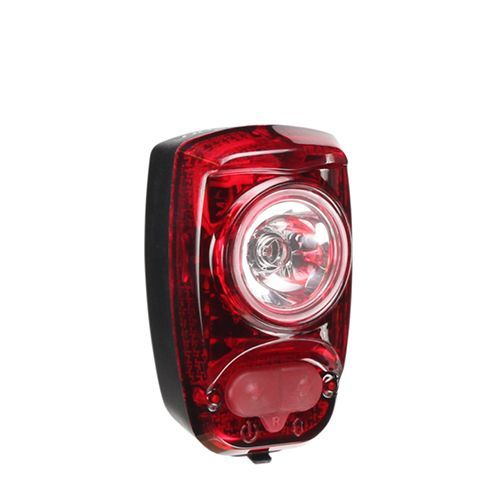 Gold Light Lezyne Femto Drive Bike Bicycle Clip-on Strap Red LED Tail Rear