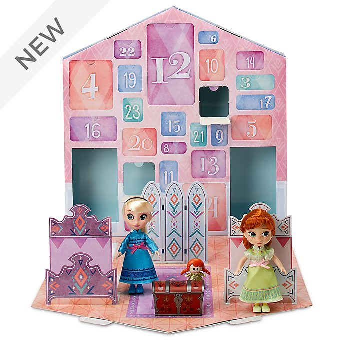 disney debuts frozen 2 advent calendar you can buy right now. Black Bedroom Furniture Sets. Home Design Ideas