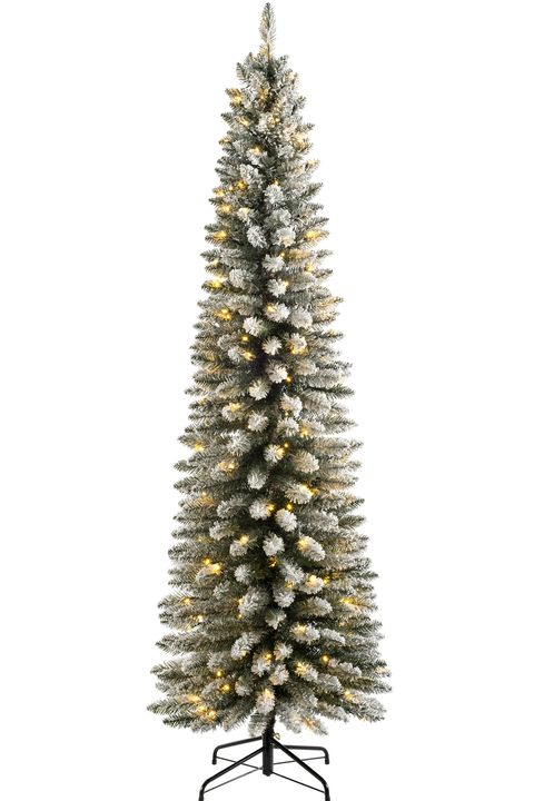 25 Slim Christmas Trees For Small Spaces Pencil