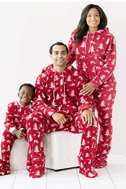 Christmas Pajama Onesies.25 Best Matching Family Christmas Pajamas 2019 Funny