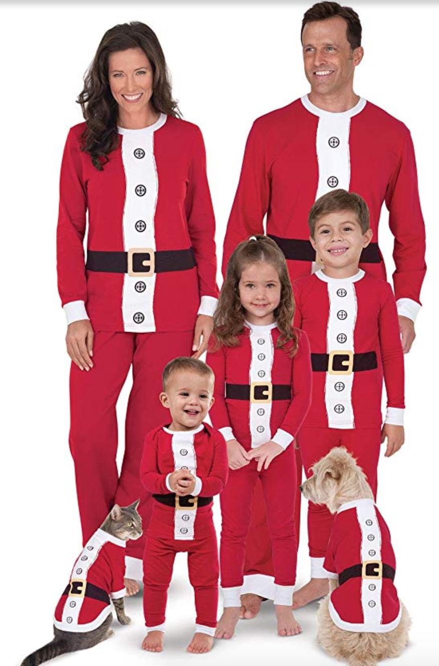 25 Best Matching Family Christmas Pajamas 2019 , Funny