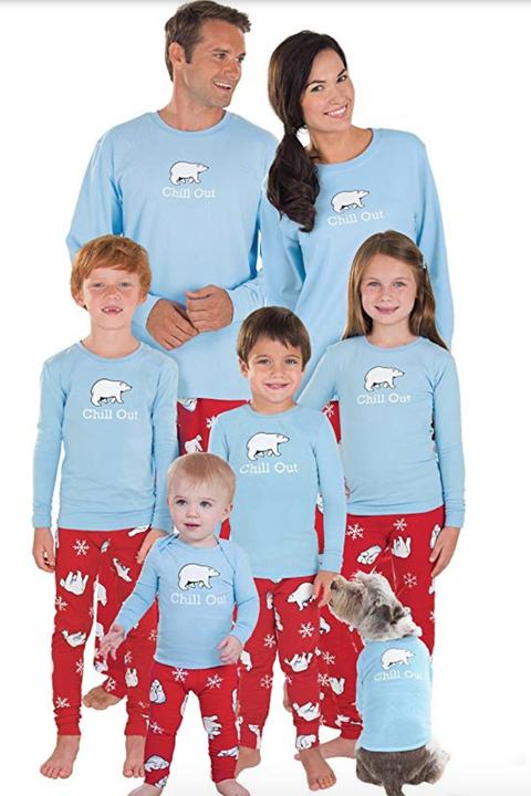 Family Christmas Pajamas 2019.25 Best Matching Family Christmas Pajamas 2019 Funny