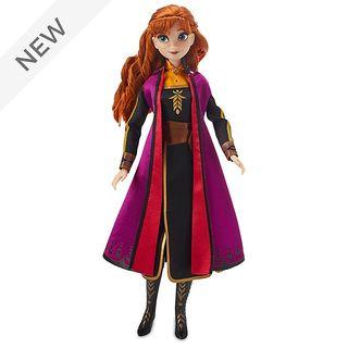 Anna Singing Doll, Frozen 2