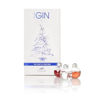 M&S Snow Globe Gin Now Lights Up - Marks and Spencer Christmas