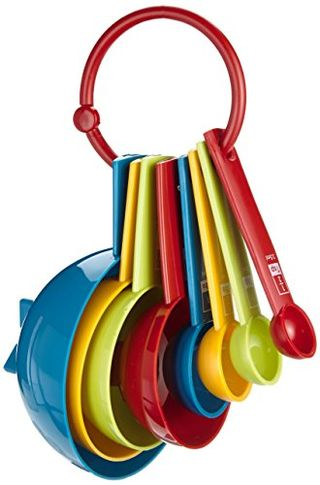 Let's Make Measuring Cups and Spoons Set
