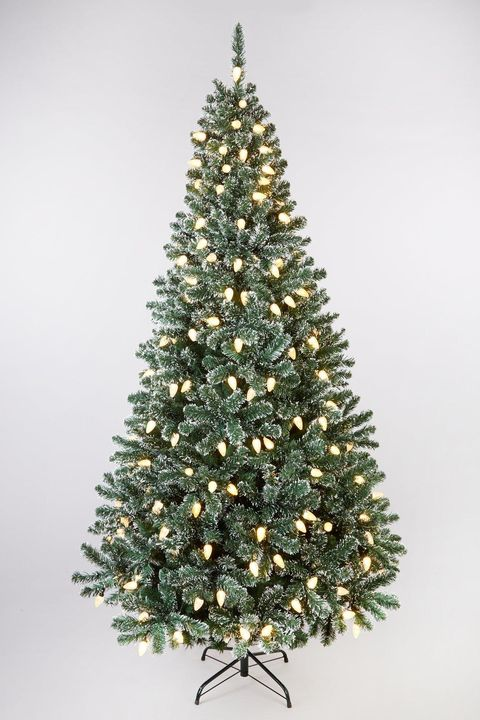 Best Pre-Lit Christmas Trees - 7ft Pre Lit Christmas Trees ...