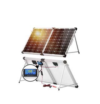Panel solar plegable monocristalino DOKIO