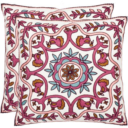 Sensational Ruddy Bohemian Pillow Set Of 2 Gmtry Best Dining Table And Chair Ideas Images Gmtryco