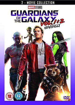 Guardians of the Galaxy & Guardians of the Galaxy Vol 1 & 2 boxset