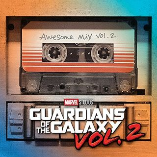 Vol 2 Guardians of the Galaxy: Awesome Mix Vol 2 (Original Motion Picture Soundtrack)
