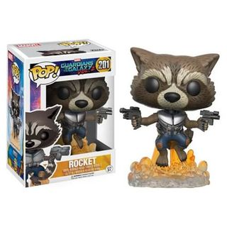 Guardians of the Galaxy Vol 2 Rocket Raccoon Pop! Vinyl Figure