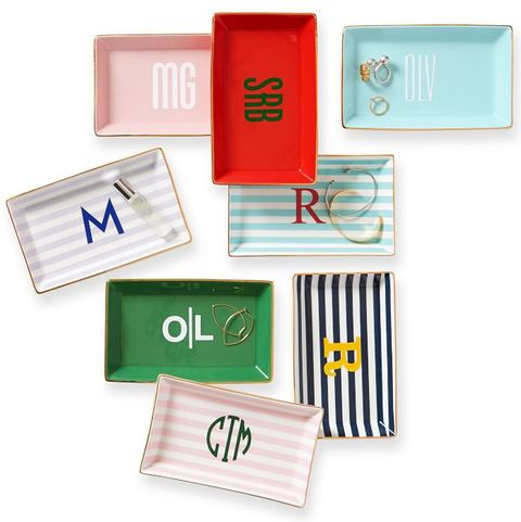 25 Monogrammed Gifts 2020 Personalized Gift Ideas For Her Him