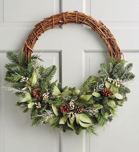 35 Best Christmas Wreaths Stylish Wreath Ideas