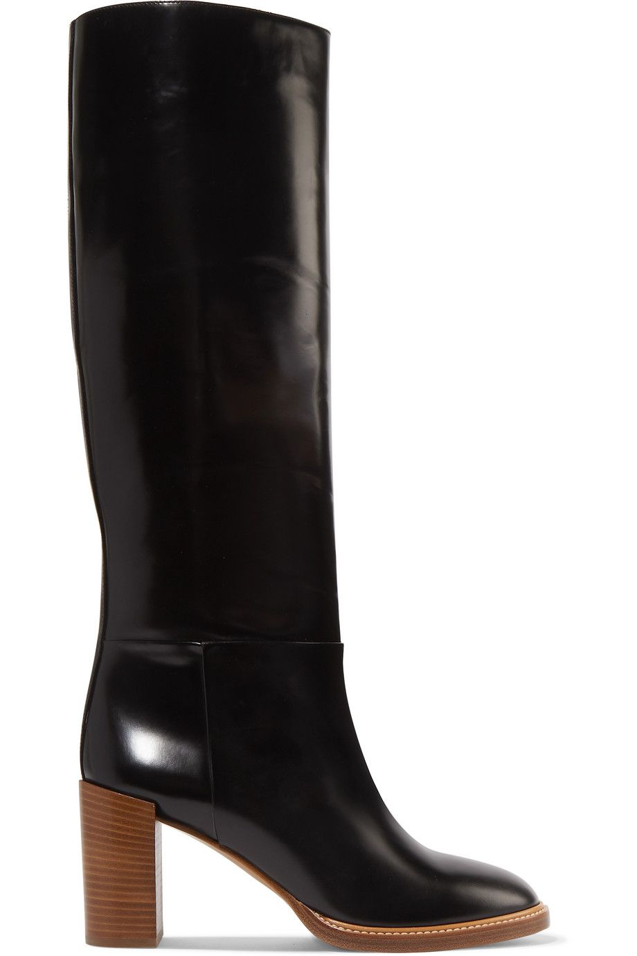designer fashion new styles pretty nice Bocca Leather Knee Boots