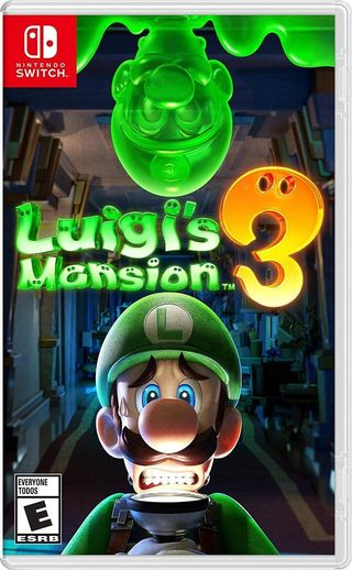 'Luigi's Mansion 3'