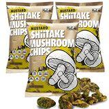 MUDLRK Shiitake Mushroom Chips