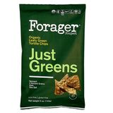 Forager Project Organic Leafy Green Tortilla Chips