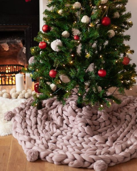 Christmas Tree Skirts The Best Tree Collars To Buy In 2019