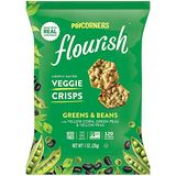 Popcorners Flourish Greens & Beans Veggie Crisps