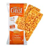 Just The Cheese Bars Crunchy Baked Low Carb Snack Bars