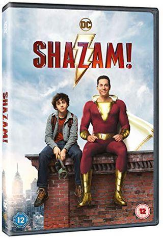 Shazam! DVD [2019]