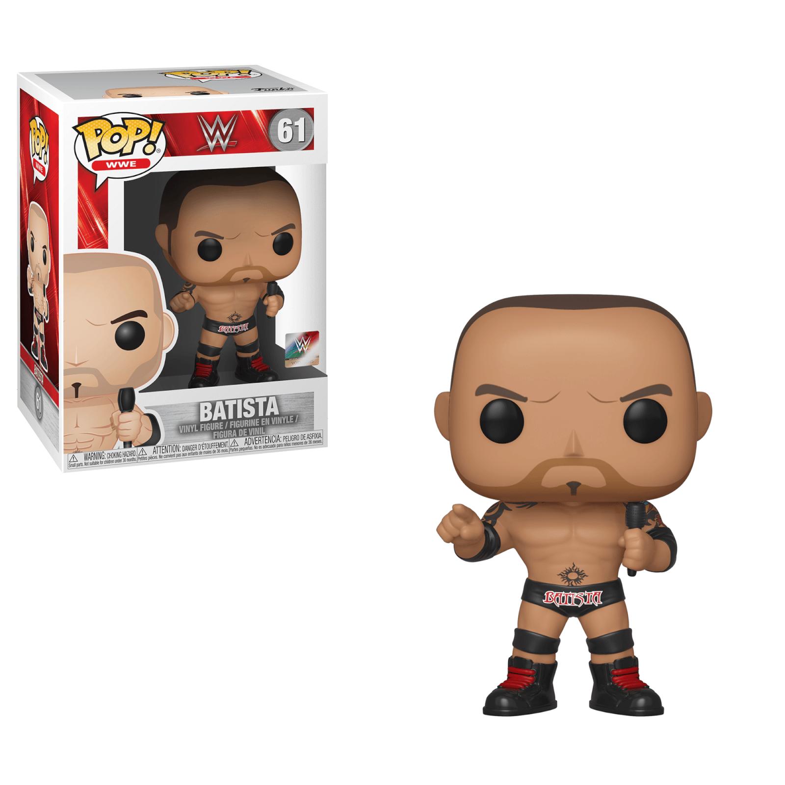hooded Figurine WWE - Pop 10 cm Undertaker