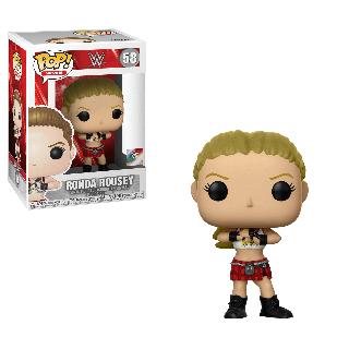 WWE - روندا روس بوب!  شخصية الفينيل