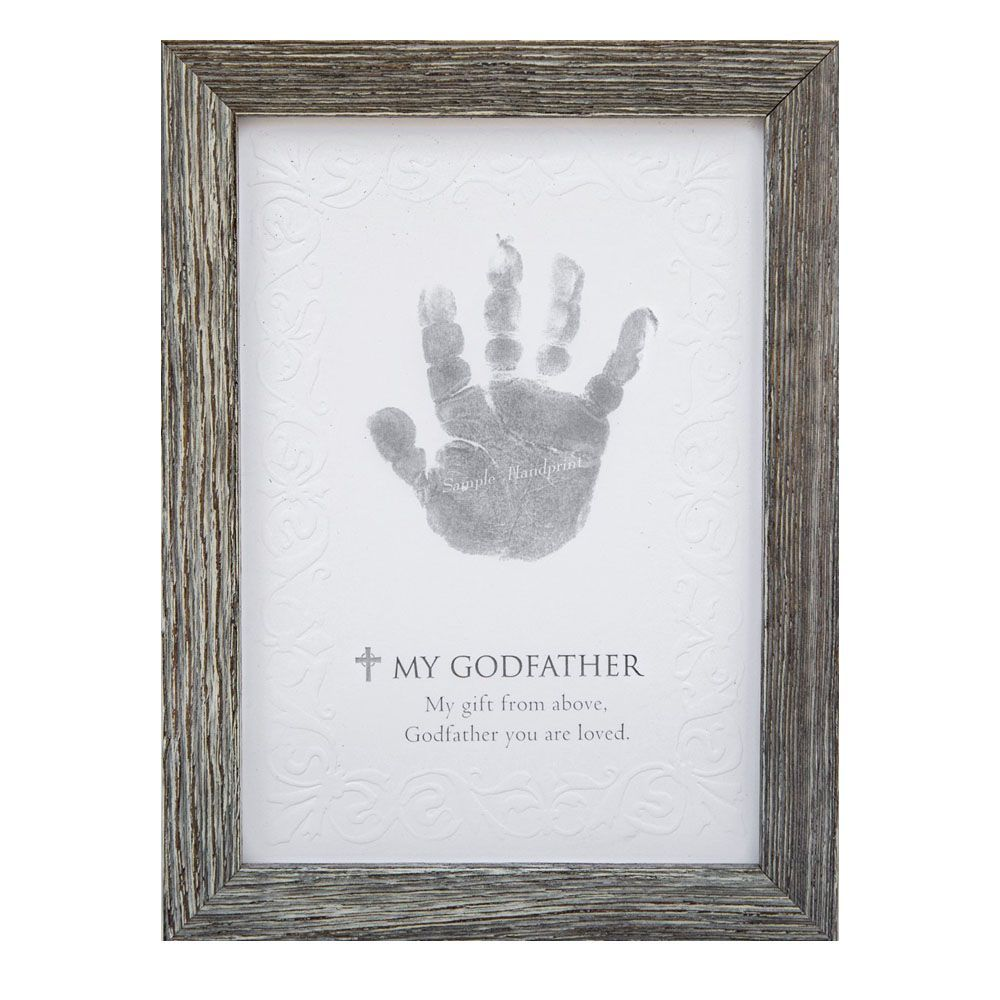 Godfathers Are Special Father/'s Day Gift for Godfather Godparents Frame Godmother From Godchild Personalized Gift