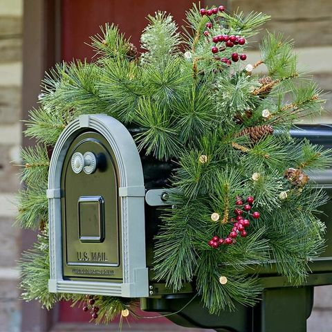 10 Best Christmas Mailbox Decor Ideas 2019 Holiday Mailbox Decorations