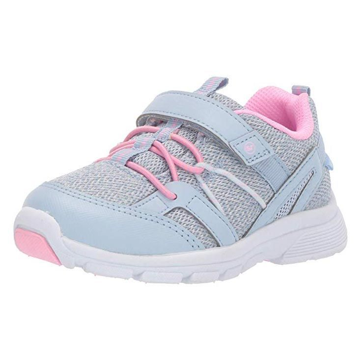 UK Kids Boys Girls Trainers Running Sneakers Comfort Lace Up School Shoes Size