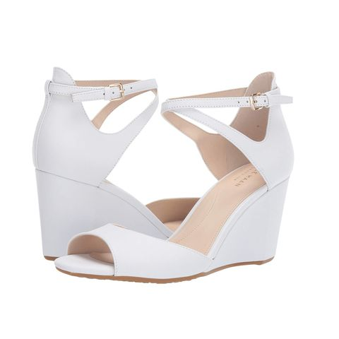 12 Most Comfortable Wedding Shoes According To Podiatrists