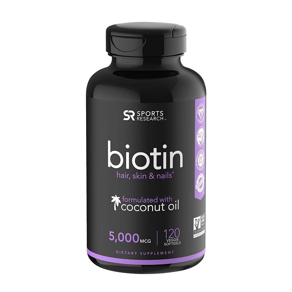 Sports Research Biotin For Hair Skin Nails