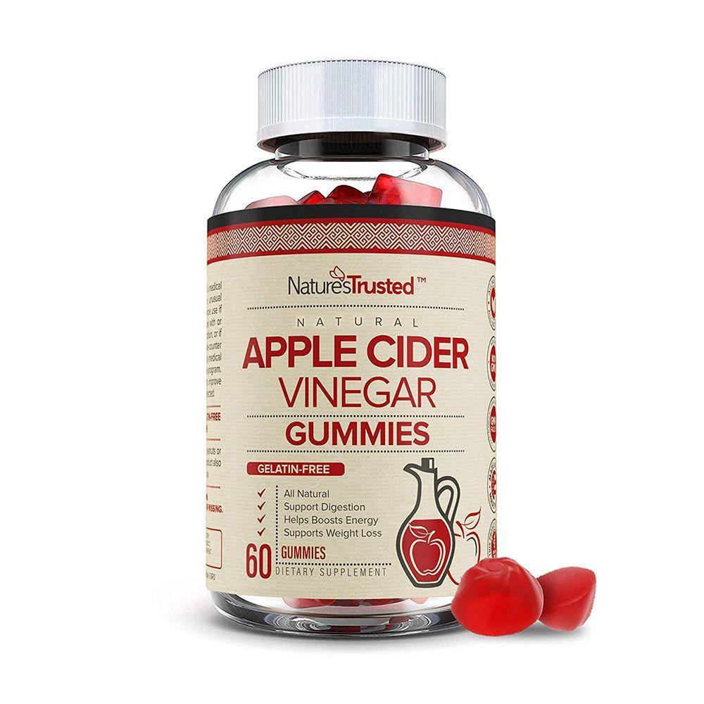 apple cider vinegar gummy