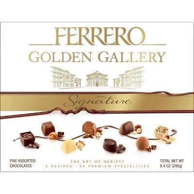 Golden Gallery Chocolate