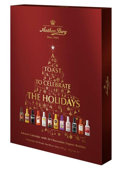 12 Alcohol Advent Calendars Give Liquor Gifts For Christmas