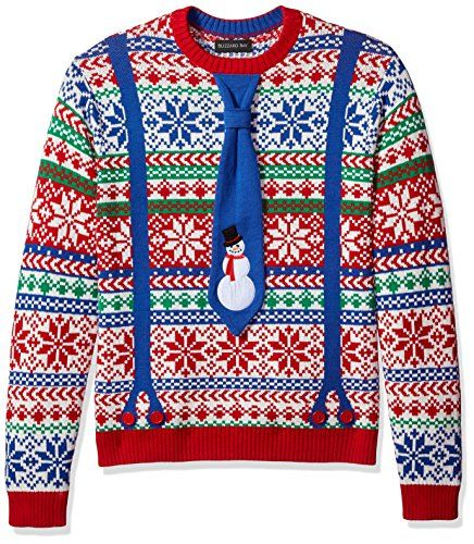 35 Best Ugly Christmas Sweaters For Women And Men 2019