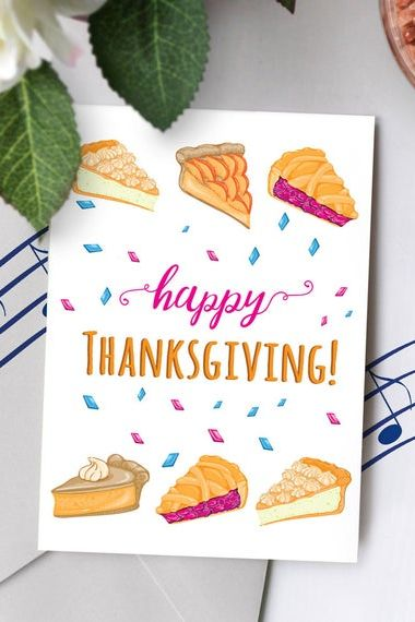 25 Best Thanksgiving Cards Happy Thanksgiving Greeting Cards