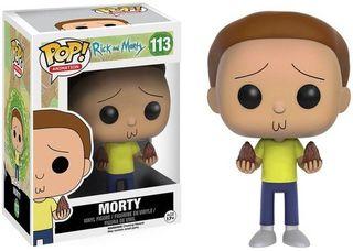 Morty Funko Pop! Vinyl