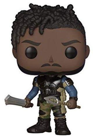 Funko Pop! Marvel: Black Panther Erik Killmonger