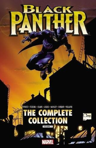 Black Panther: The Complete Collection Volume 1