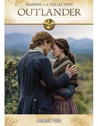 Outlander (2014) - Seasons 1-4 DVD