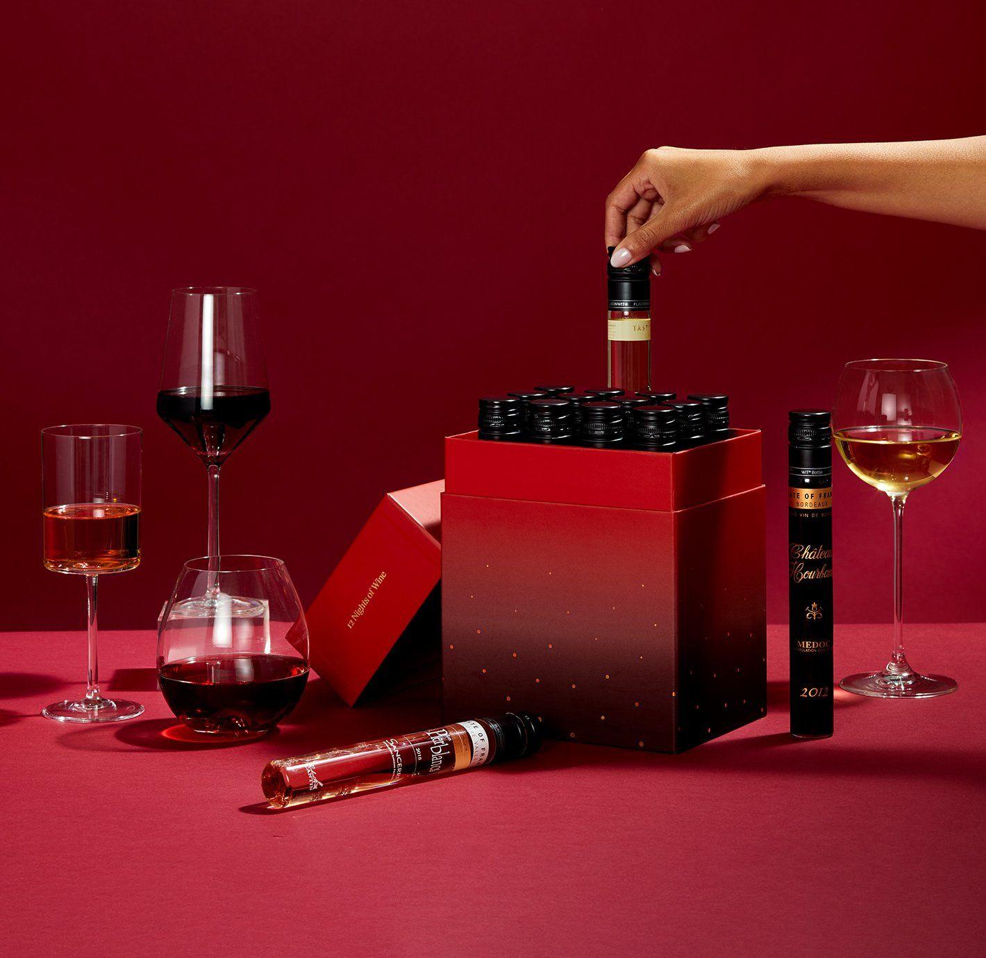 12 Nights Of Wine Naughty