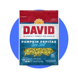 DAVID Sea Salt Pumpkin Pepitas