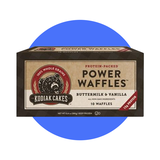 Kodiak Cakes Buttermilk & Vanilla Protein-Packed Power Waffles