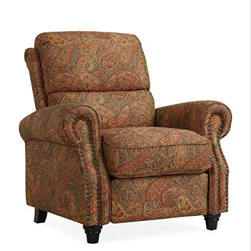 Incredible Paisley Recliner Chair Andrewgaddart Wooden Chair Designs For Living Room Andrewgaddartcom