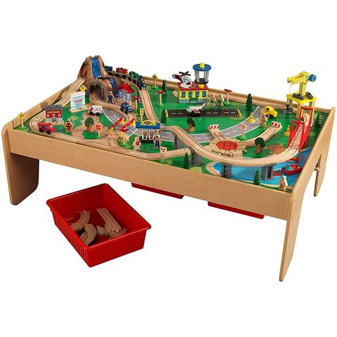 9 Best Train Tables For Kids 2019 Wooden Train Tables Sets