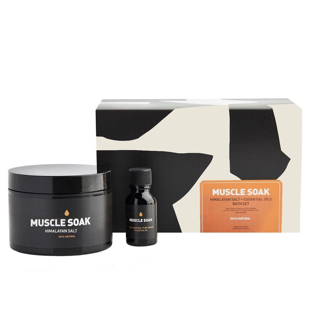 Muscle Soak Bath Set