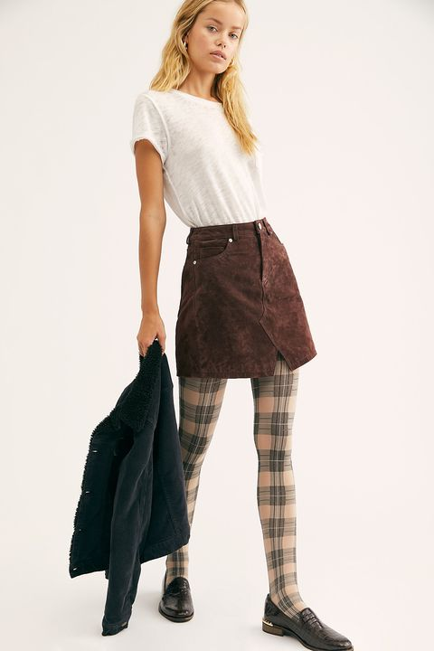 20 Winter Outfits Ideas With Tights Tights Winter Outfits 2019